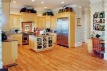 Покрытие пола на кухне