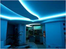 Уличное и внутреннее освещение светодиодными светильниками